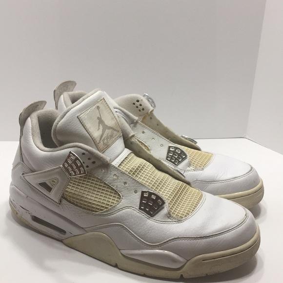ecff650b57cdb6 Jordan Other - Size 12 BEATER OG pure money 4s